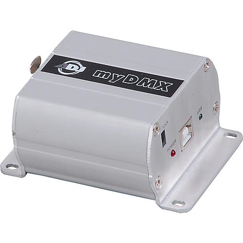 American DJ MyDMX Lighting Control Software