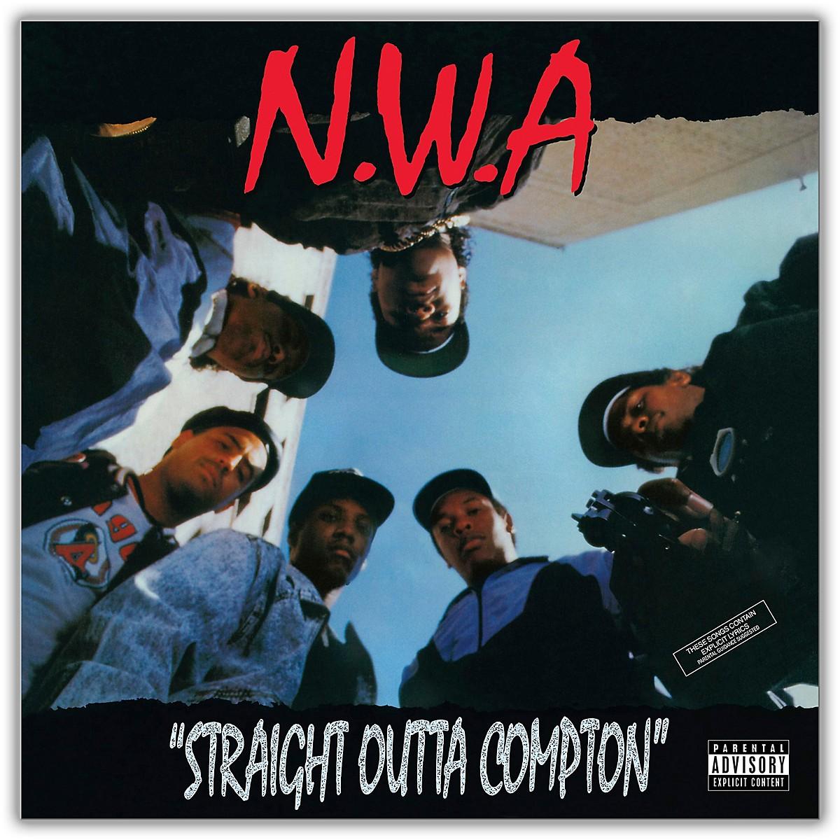 Universal Music Group N.W.A - Straight Outta Compton (25th Anniversary) Vinyl 2LP