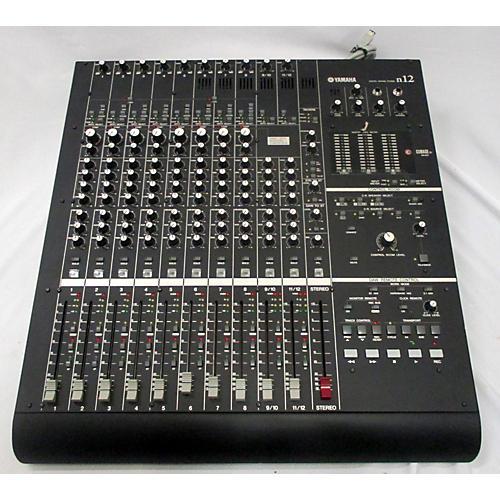 Used Yamaha N12 Digital Mixer Guitar Center