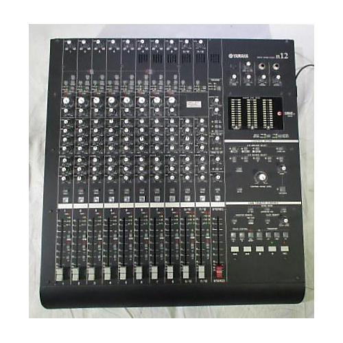 used n12 mixing console guitar center. Black Bedroom Furniture Sets. Home Design Ideas