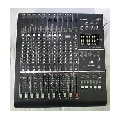 Yamaha N12 Mixing Console