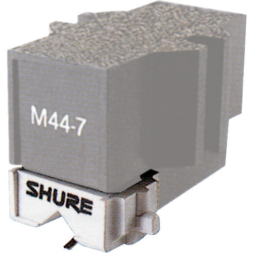 Shure N44-7Z Replacement Stylus for M44-7 Cartridge, 12-Pack