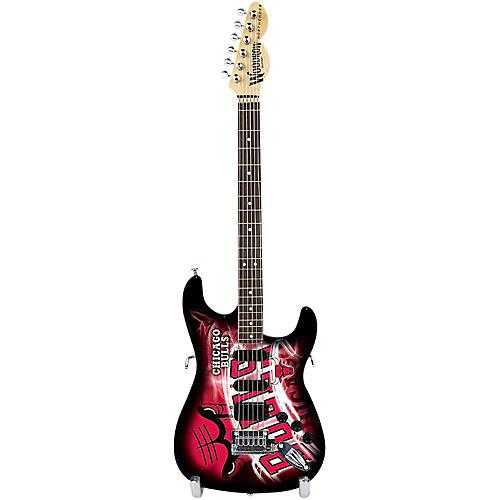 Woodrow Guitars NBA 10 Inch Mini Guitar Collectible