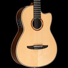 Yamaha NCX2000 Acoustic-Electric Classical Guitar Natural