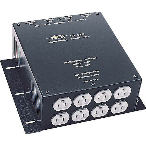 NSI ND5000 Dimmer Pack