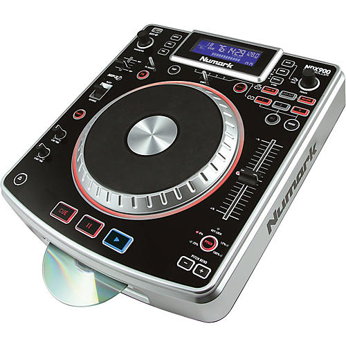 Numark NDX900 Pro Software Controller with audio interface