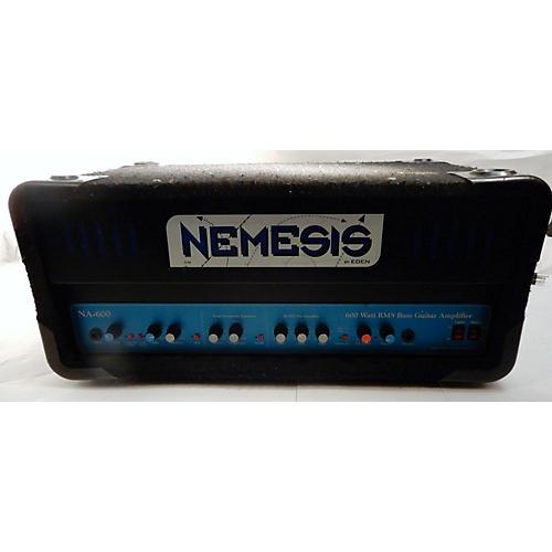 Eden NEMESIS NA-600 Bass Amp Head