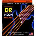 DR Strings NEON Hi-Def Orange Bass SuperStrings Medium 5-String thumbnail