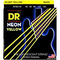 DR Strings NEON Hi-Def Yellow Bass SuperStrings Light 5-String thumbnail