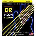 DR Strings NEON Hi-Def Yellow Bass SuperStrings Medium 6-String thumbnail