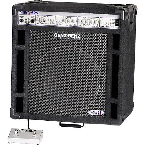 Genz Benz NEOX400-112T 1x12 Bass Combo