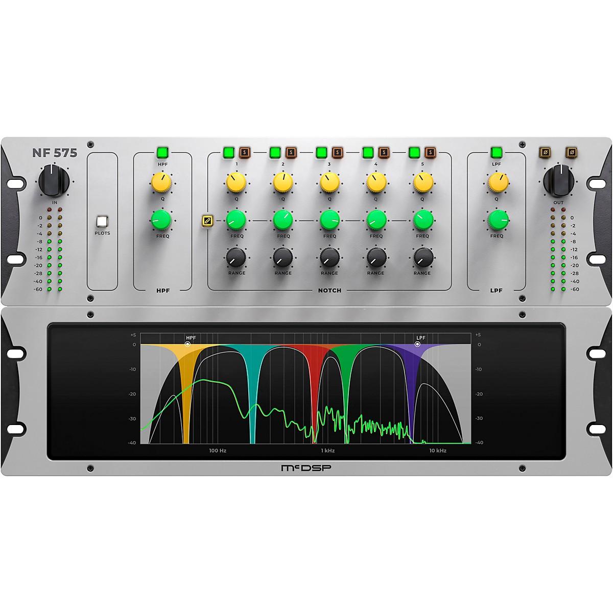 McDSP NF575 Noise Filter HD v6 Software Download