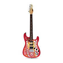NHL Northender Electric Guitar Detroit Red Wings