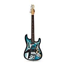 NHL Northender Electric Guitar San Jose Sharks