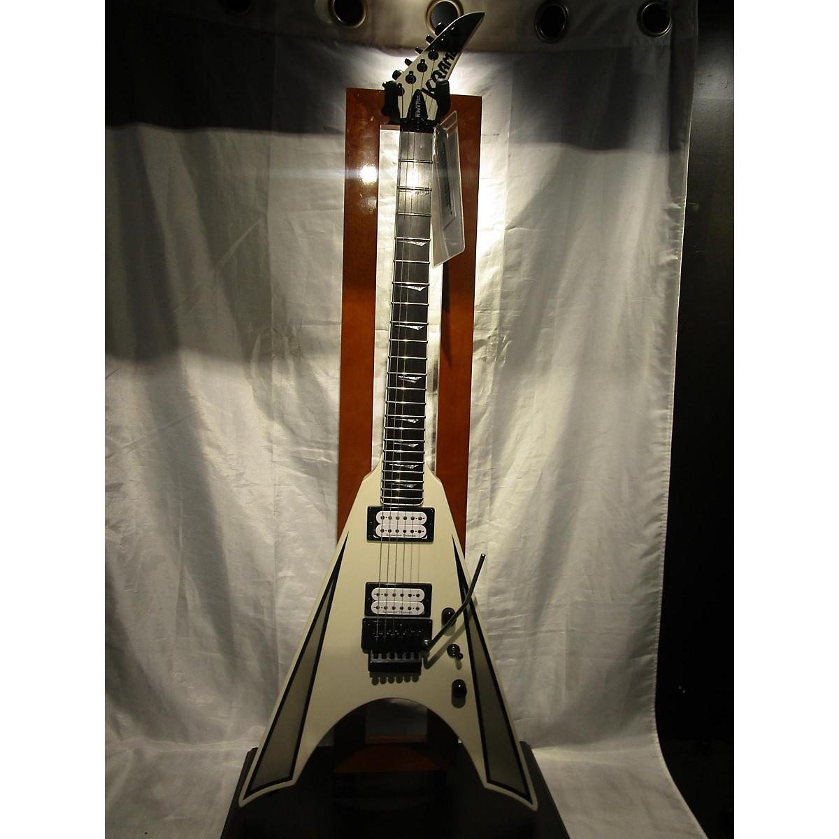 Kramer NITE V FR Solid Body Electric Guitar