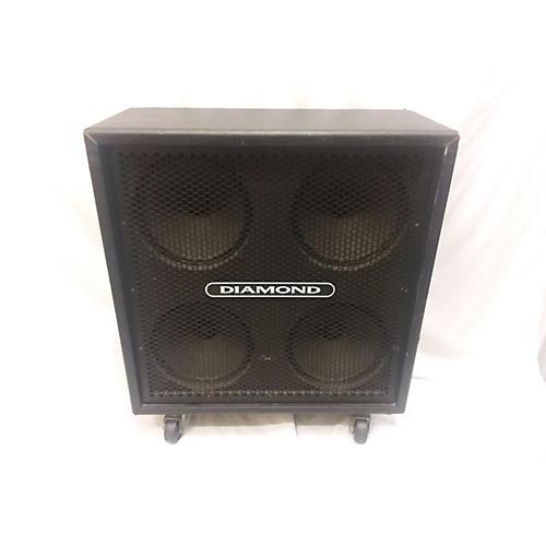 Diamond Amplification NITROX USA 4X12 Guitar Cabinet