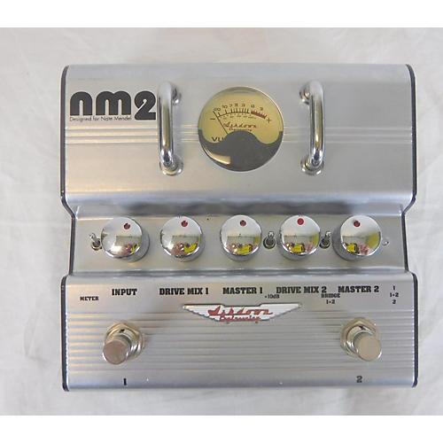 Ashdown NM2 Nate Mendel Dual Distortion Bass Effect Pedal