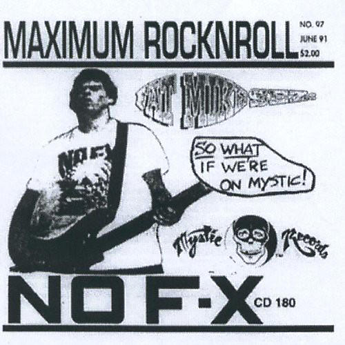 Alliance NOFX - Maximum Rock N Roll