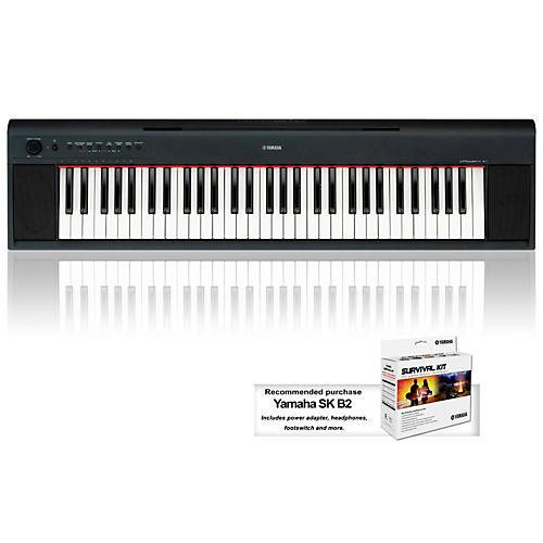 Yamaha NP11 61-Key Piaggero Digital Piano