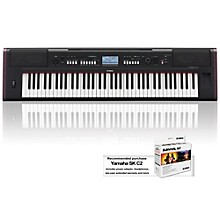 Yamaha NPv80 76-Key High-Level Piaggero Ultra-Portable Digital Piano