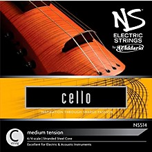 D'Addario NS Electric Cello C String