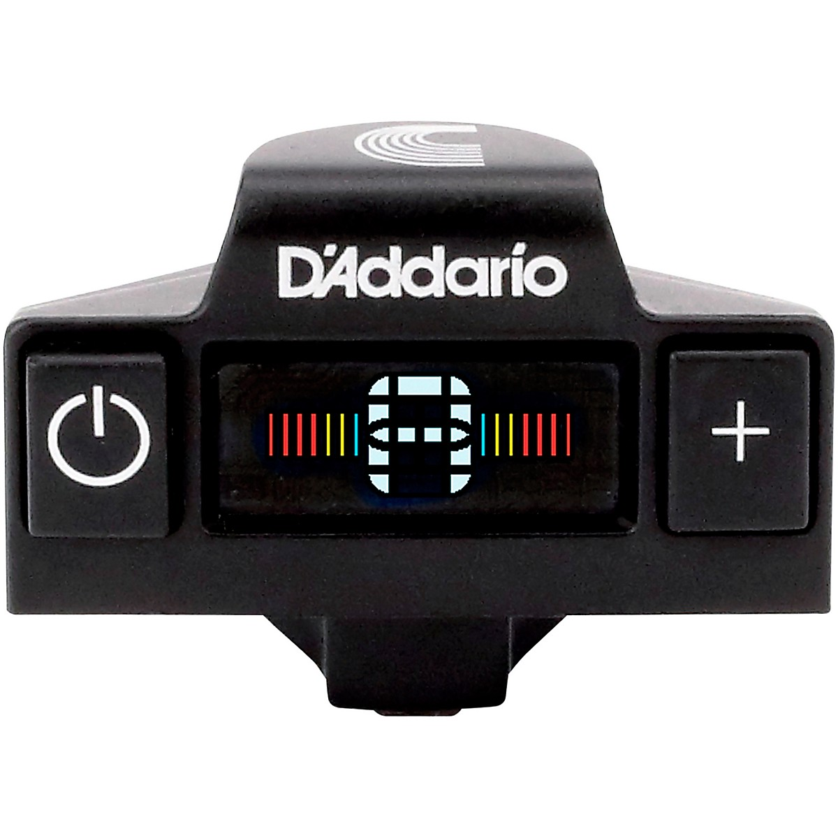 D'Addario NS Micro Acoustic Soundhole Tuner - Color Screen
