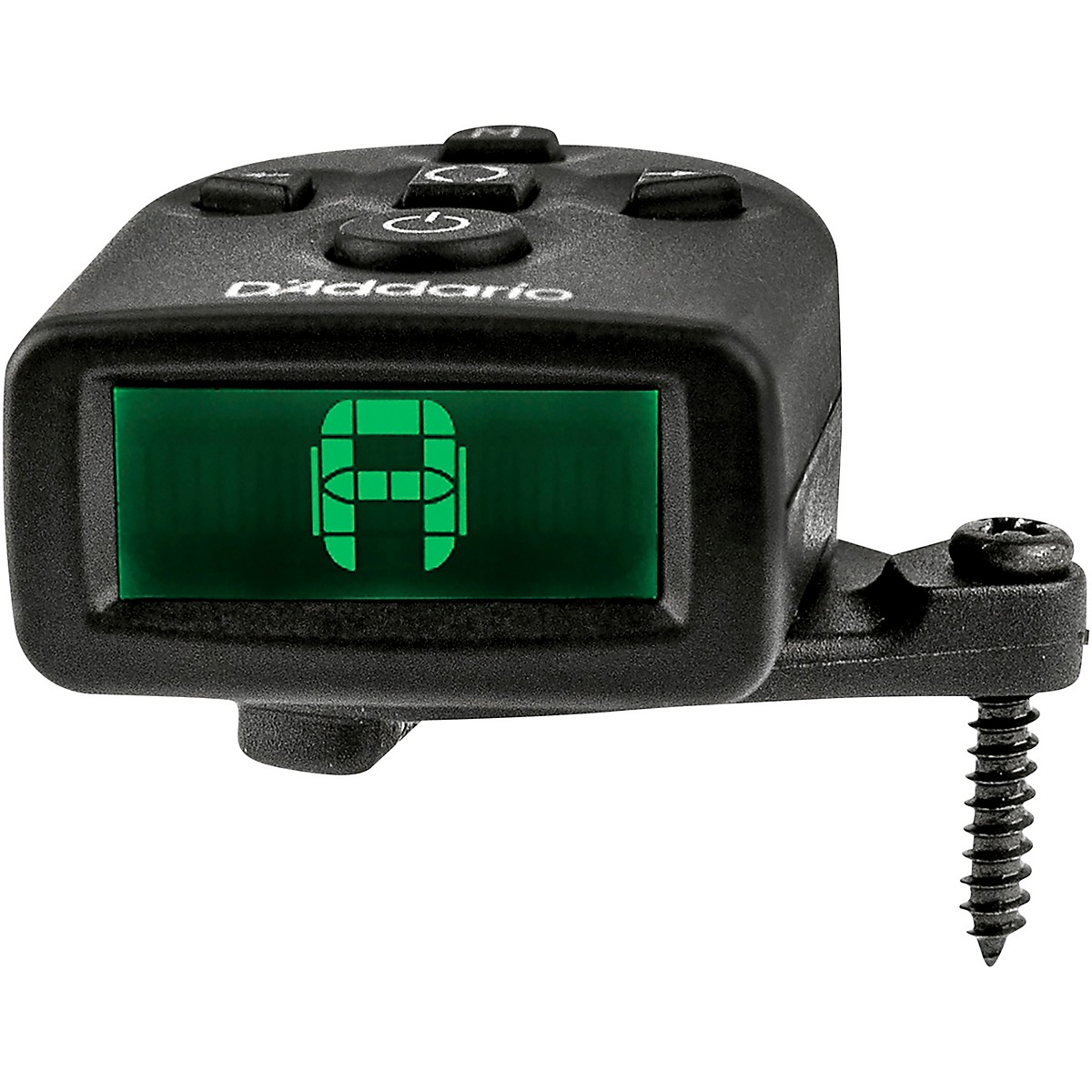D'Addario Planet Waves NS Micro Clip Free Tuner