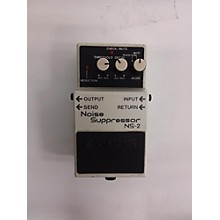 Boss NS2 Noise Suppressor Effect Pedal
