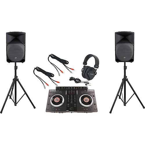 Numark NS7FX / Mackie Thump TH-15A DJ Package