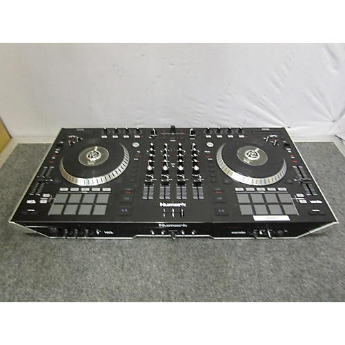 used numark ns7ii dj controller guitar center. Black Bedroom Furniture Sets. Home Design Ideas