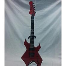 B.C. Rich NT Warlock Solid Body Electric Guitar