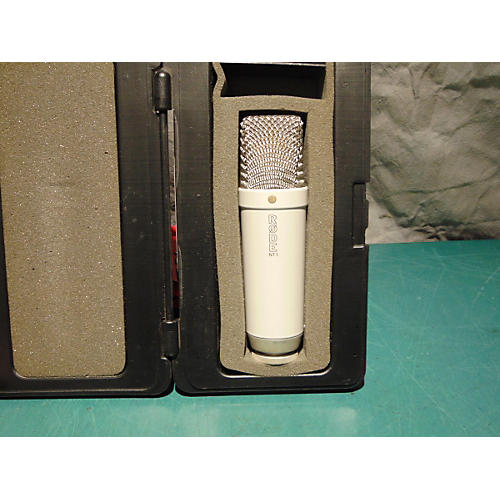 Rode Microphones NT1 W/ CASE Condenser Microphone