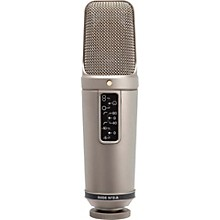 Rode Microphones NT2-A Studio Condenser Microphone Bundle Level 1