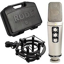 Rode Microphones NT2000 Variable Pattern Condenser Microphone Level 1