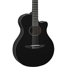 NTX500 Acoustic-Electric Guitar Level 2 Black 190839727107