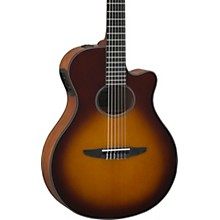 NTX500 Acoustic-Electric Guitar Level 2 Brown Sunburst 190839656735