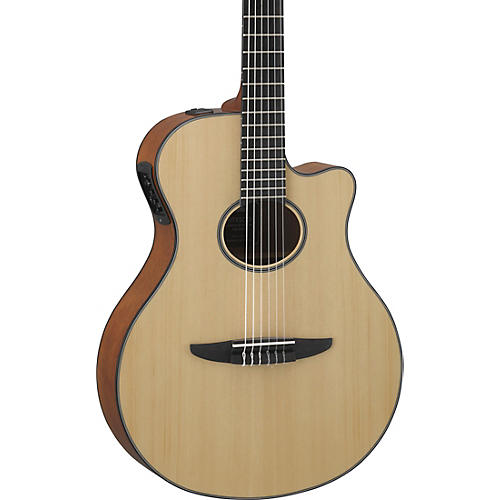 yamaha ntx500 acoustic electric guitar natural guitar center. Black Bedroom Furniture Sets. Home Design Ideas
