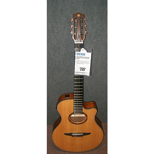 Yamaha NTX700 Classical Acoustic Electric Guitar