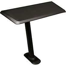 "Ultimate Support NUC-EX24L Nucleus Series - Studio Desk Table Top - Single 24"" extension with leg (Left)"