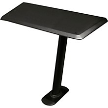 """Ultimate Support NUC-EX24R Nucleus Series - Studio Desk Table Top - Single 24"""" extension with leg (Right)"""