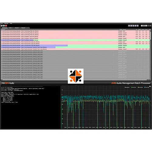 NuGen Audio NUGEN AMB Enterprise Module