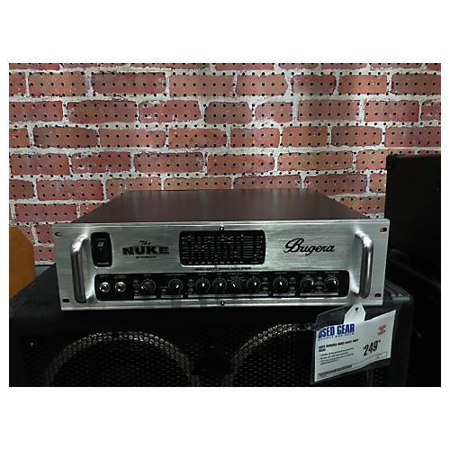 Bugera NUKE Bass Amp Head