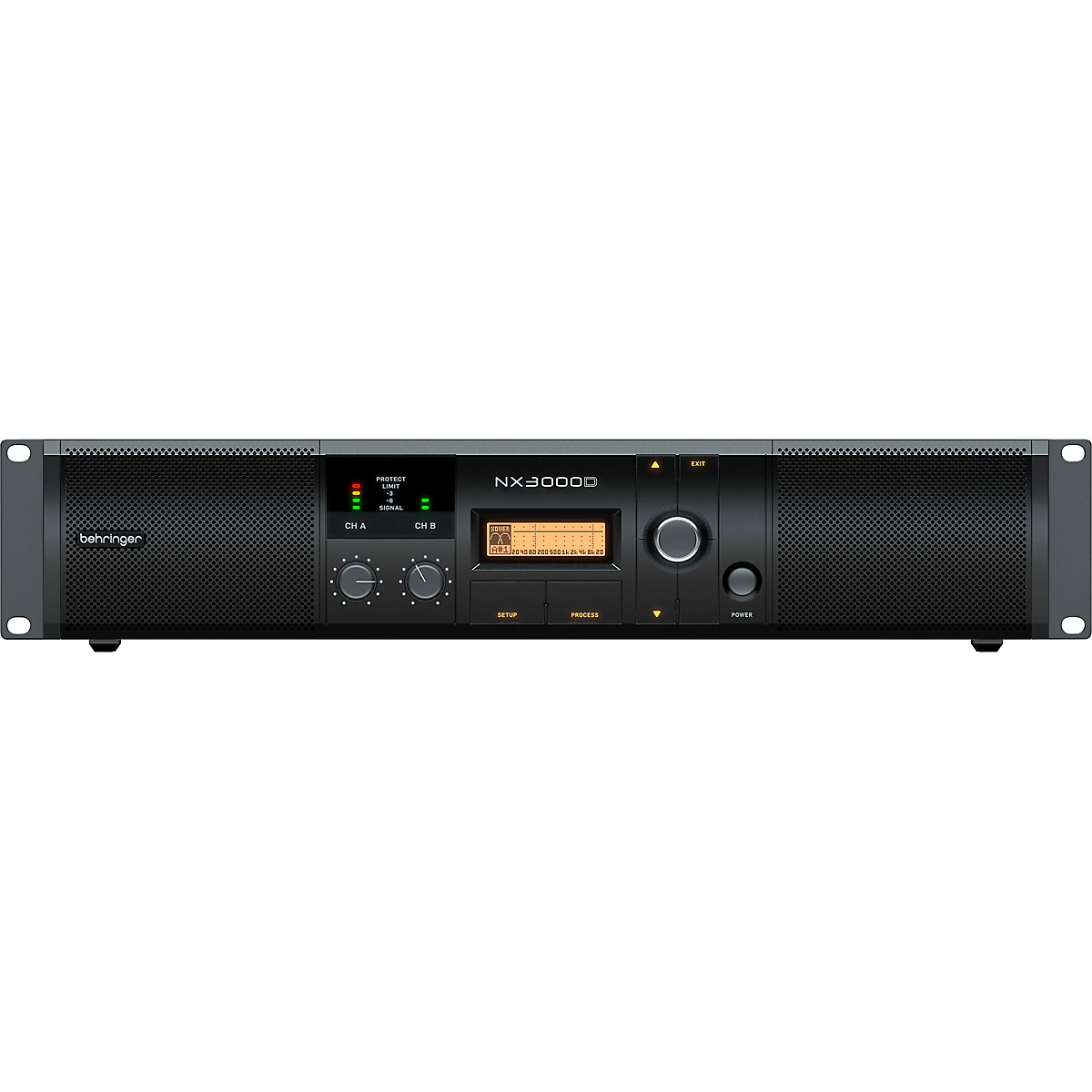 Behringer NX3000D Power Amplifier with DSP