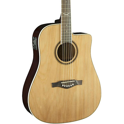 EKO NXT Series Cutaway Dreadnought Acoustic-Electric Guitar