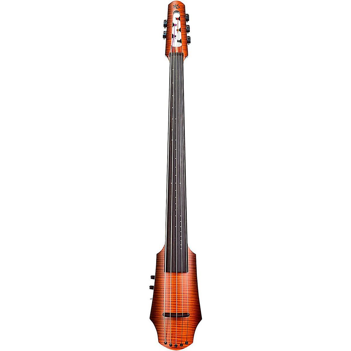 NS Design NXTa Active Series 5-String Electric Cello in Sunburst