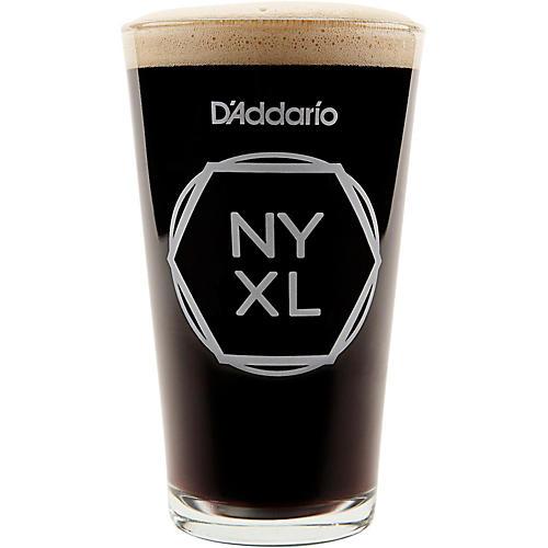 D'Addario NYXL Pint Glass