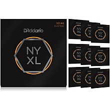 D'Addario NYXL1046 Light 10-Pack Electric Guitar Strings