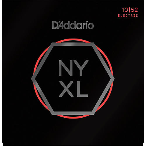 D'Addario NYXL1052 Light Top/Heavy Bottom Electric Guitar Strings
