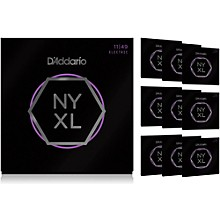 D'Addario NYXL1149 Medium 10-Pack Electric Guitar Strings