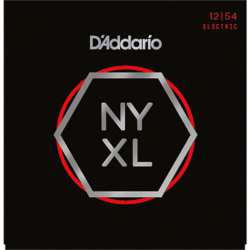 D'Addario NYXL1254 Heavy Electric Guitar Strings